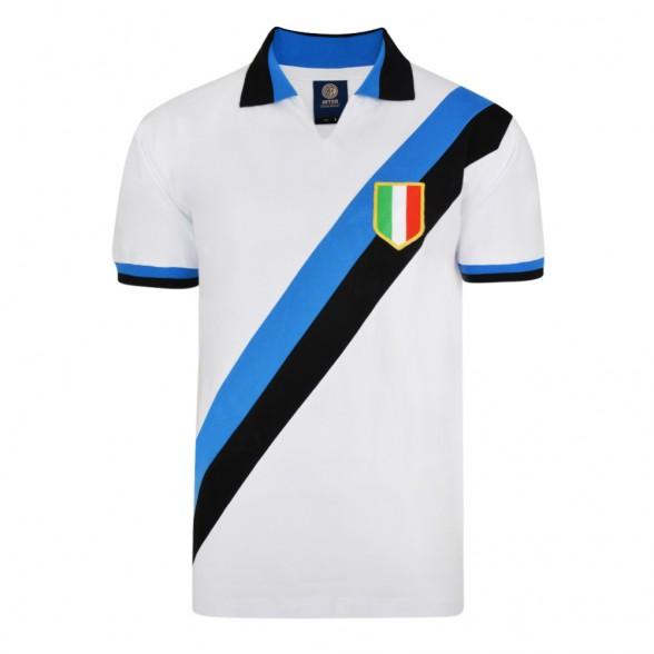 Camiseta retro Inter de Milan 1963/64 Visitante