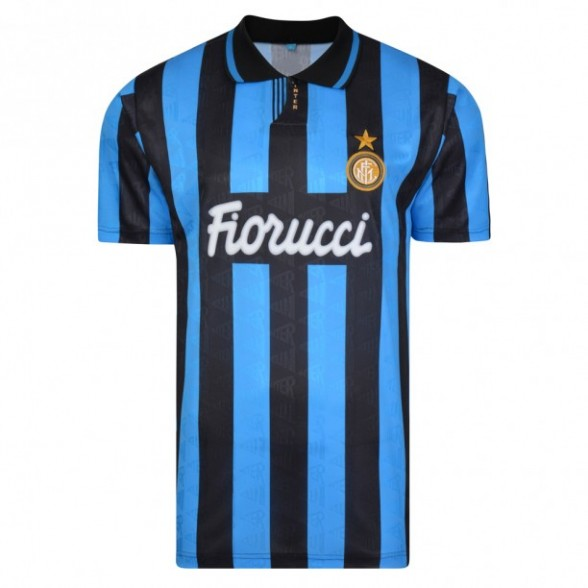 Camiseta retro Inter de Milan 1992
