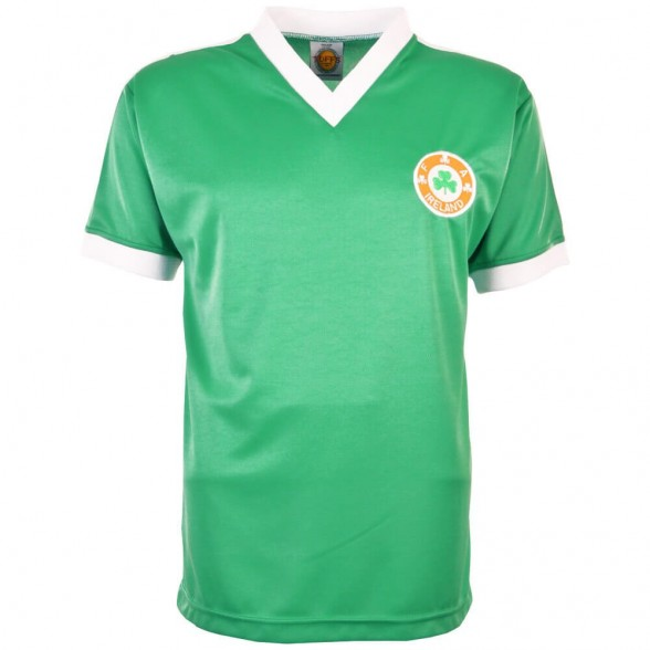 Camiseta Retro Irlanda 1986-87