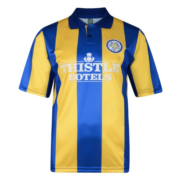 Camiseta Retro Leeds United 1994 Visitante