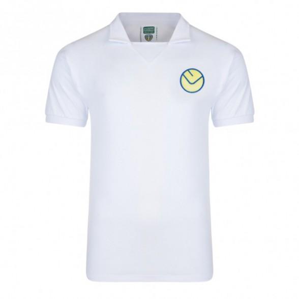 Camiseta Leeds United 1973/74