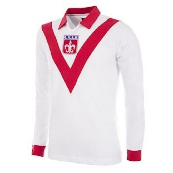 Lille OSC 1954 - 55 Camiseta de Fútbol Retro