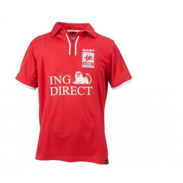 Camiseta LOSC Lille 2000  3f3e482001d64