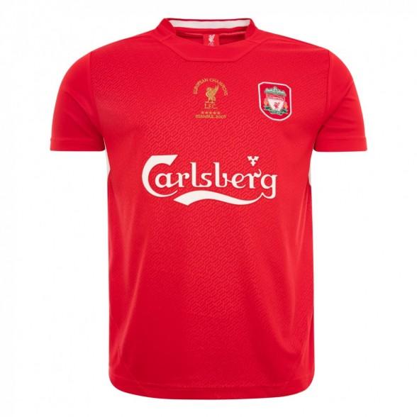 Camiseta Liverpool 2005