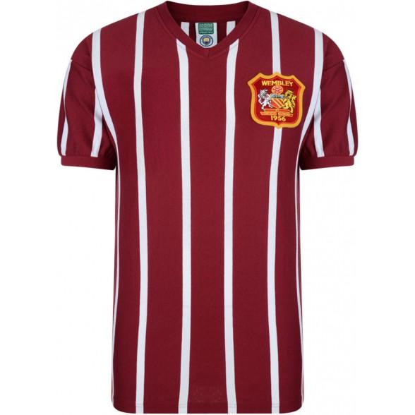 Camiseta Manchester City 1956