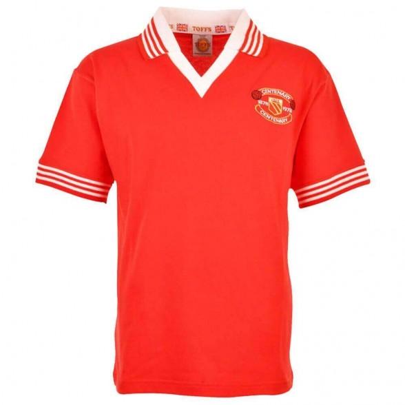 Camiseta Retro Manchester United 1978-79