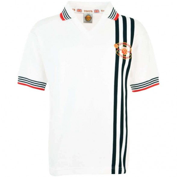 Camiseta Retro Manchester United 1978 Centenary Away