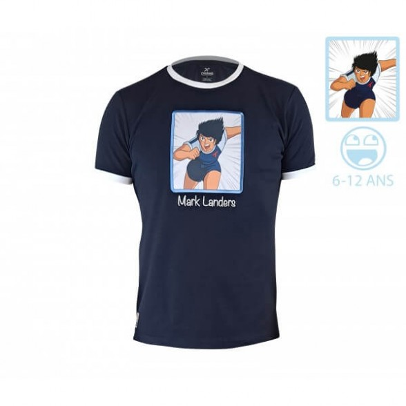 t-shirt Mark Landers | Niño