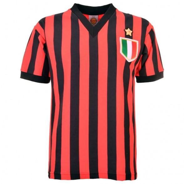 Camiseta Retro Milan 1979-80