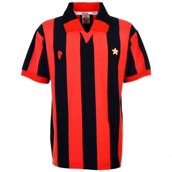 678ebc6326961 Camiseta de fútbol antigua del Milán