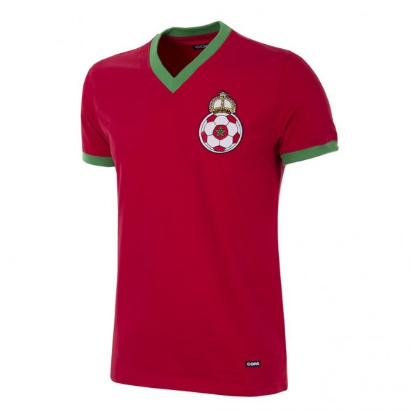 Camiseta Marruecos 1970