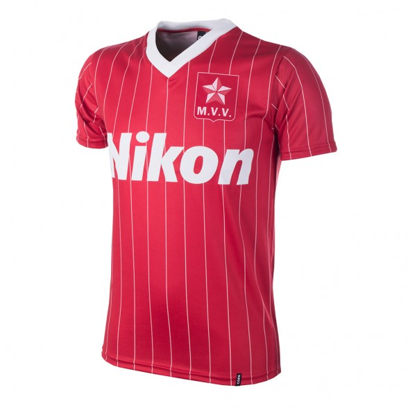 Camiseta MVV Maastricht 1983/84