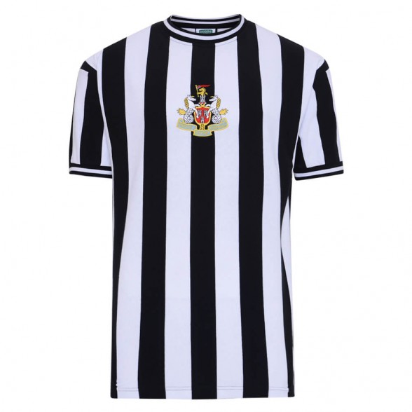 Camiseta Retro Newcastle United 1974