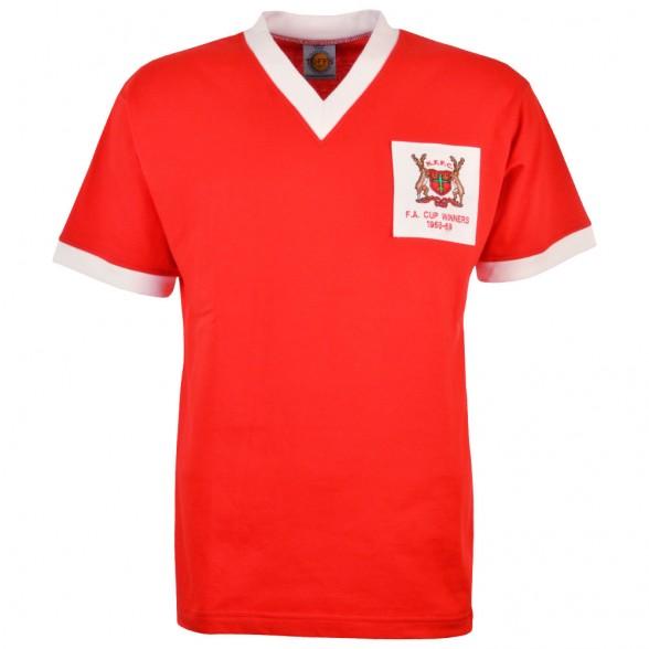 Camiseta Nottingham Forest 1959