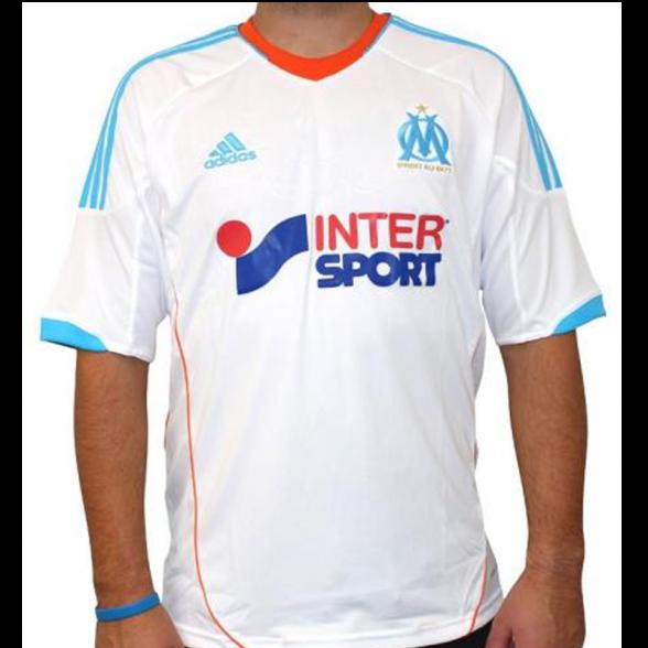 Camiseta del Olimpico Marsella 2012-2013