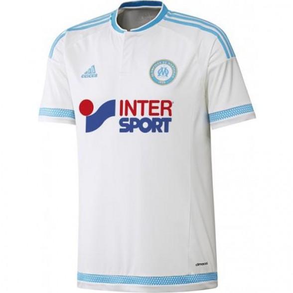 Camiseta Olympique Marsella 2015-2016