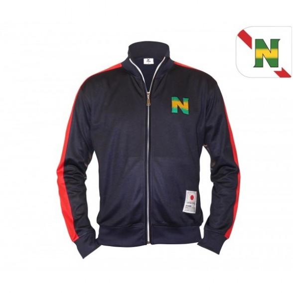 Chaqueta New Team 1985 - FC Nankatsu   Negra