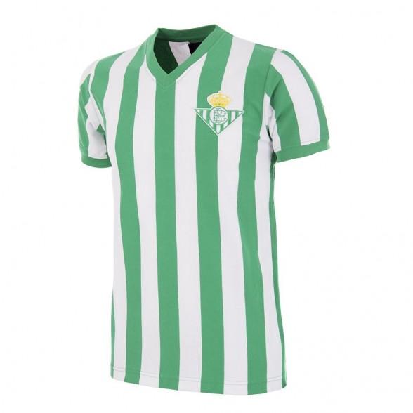 Real Betis 1976 - 77 Camiseta de Fútbol Retro