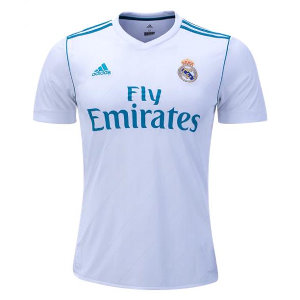 Camiseta Real Madrid 2017-2018 | Niño