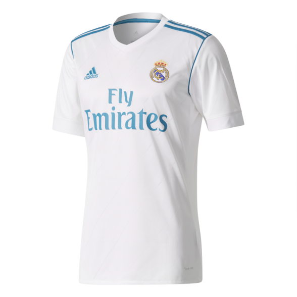 35b0c87c5 Camiseta Real Madrid 2017-2018