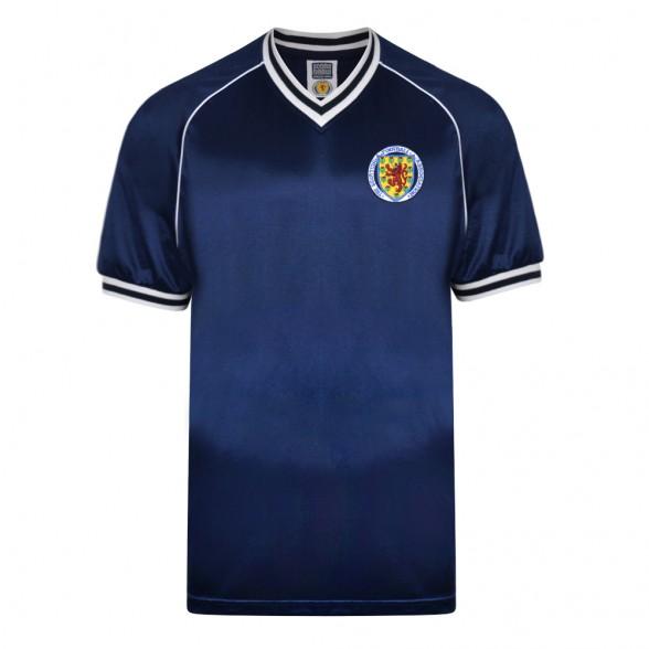 Camiseta Escocia 1982