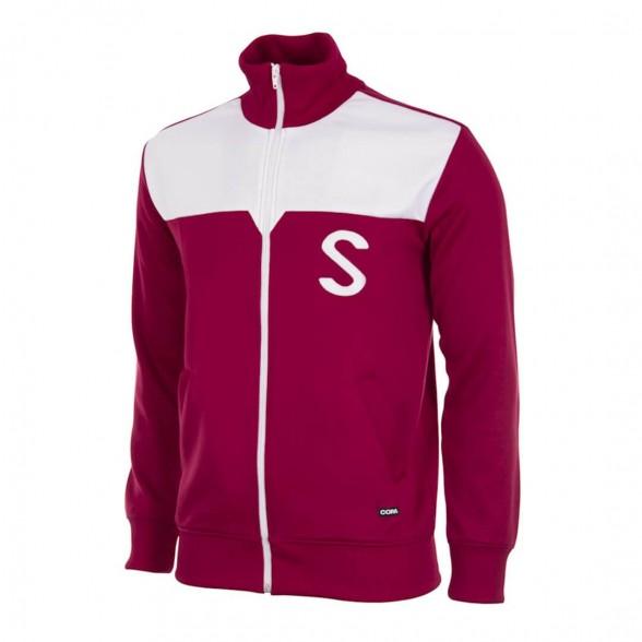 Chaqueta futbol retro Servette 1959-60