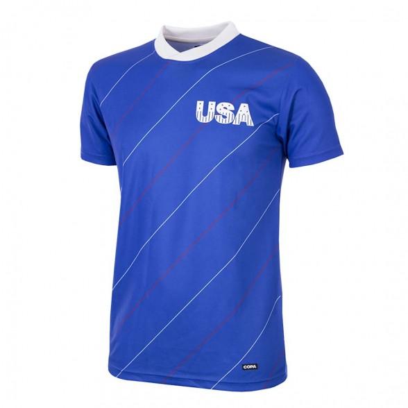Camiseta Estados Unidos (USA) 1984