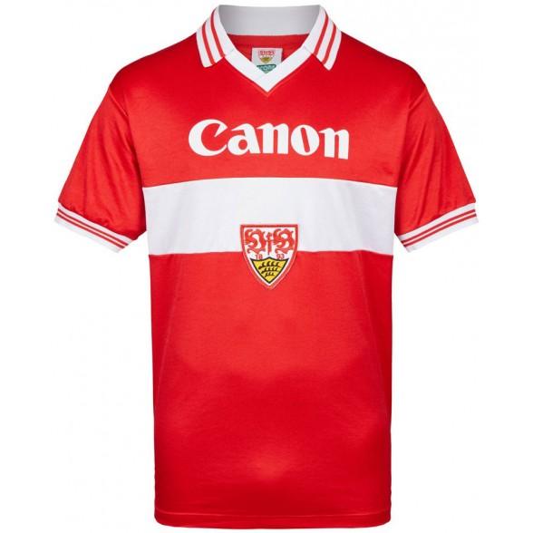 Camiseta Stuttgart 1980/81 | Away