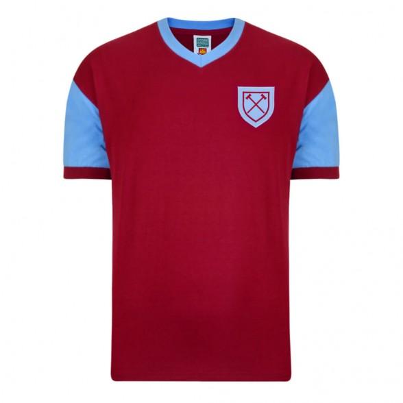 Camiseta Retro West Ham 1958