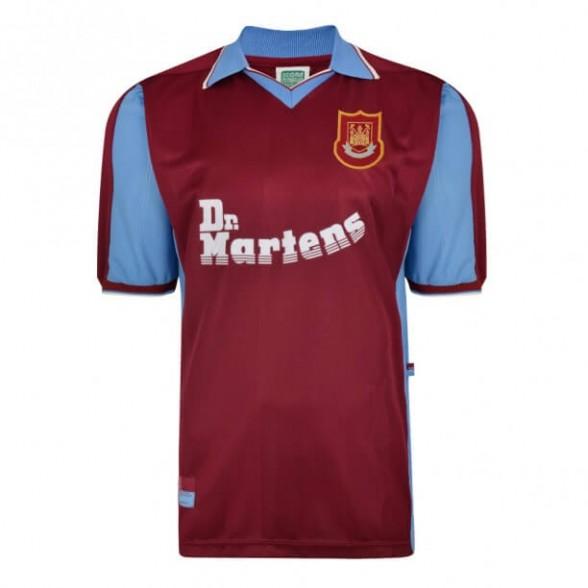 Camiseta West Ham 1997/98
