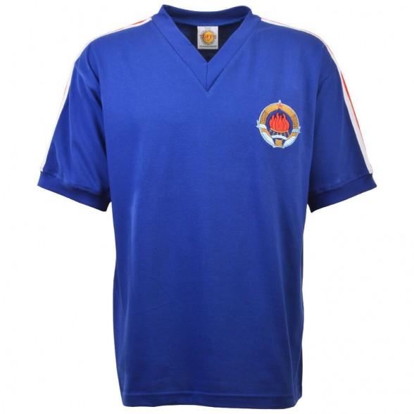 Camiseta Retro Yugoslavia 1974