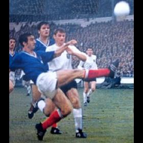 Camiseta Francia Mundial 1966