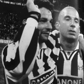 Camiseta vintage Juventus 1994 - 95