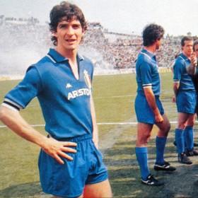 Camiseta Retro Juventus 1983 visitante