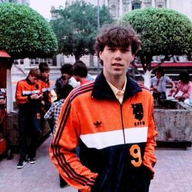 Chaqueta Holanda 1983