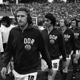 Chaqueta deportiva DDR (Alemania del Este) años 70