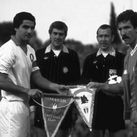 Camiseta Retro AS Roma 1984