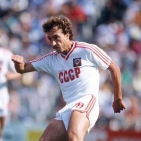 Camiseta  CCCP (URSS) 1986 Away