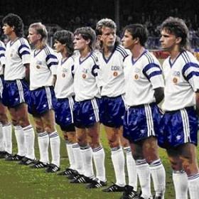 Camiseta DDR Away 1991