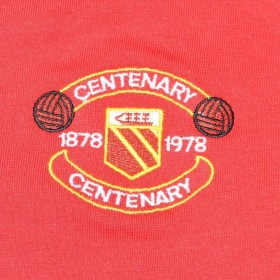 Camiseta Retro Manchester United 1978-79