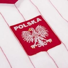 Camiseta retro Polonia 1º equipación 1982