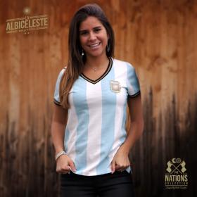Argentina | La Albiceste | Mujer