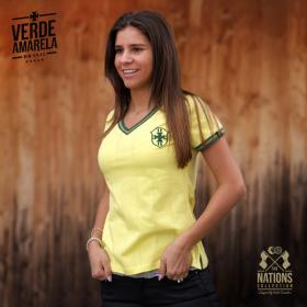 Brasil | Verde Amarela | Mujer