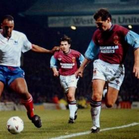 Camiseta Retro West Ham 1994