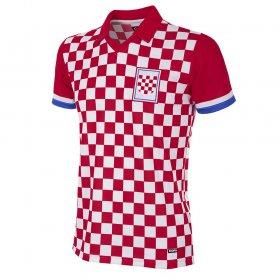Camiseta Croacia 1990