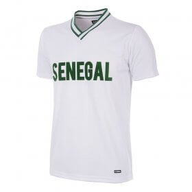 Camiseta retro Senegal 2000