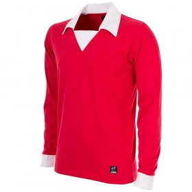 Camiseta Manchester United años 70 - George Best