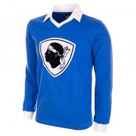 Camiseta retro Bastia 1977/78