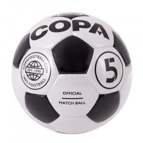 COPA Laboratories Match Football Black-White