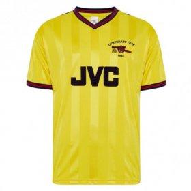 Camiseta Retro Arsenal 1985-86 Visitante Centenario